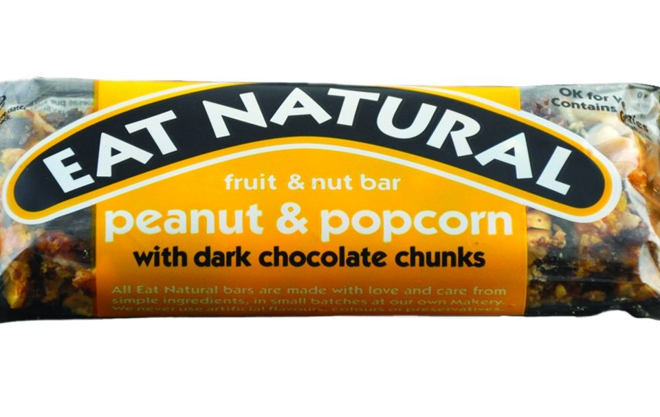 Eat Natural Peanut and Popcorn Bar